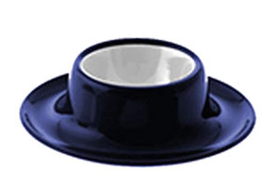Gimex Eierbecherset TWIST blau 4 tlg