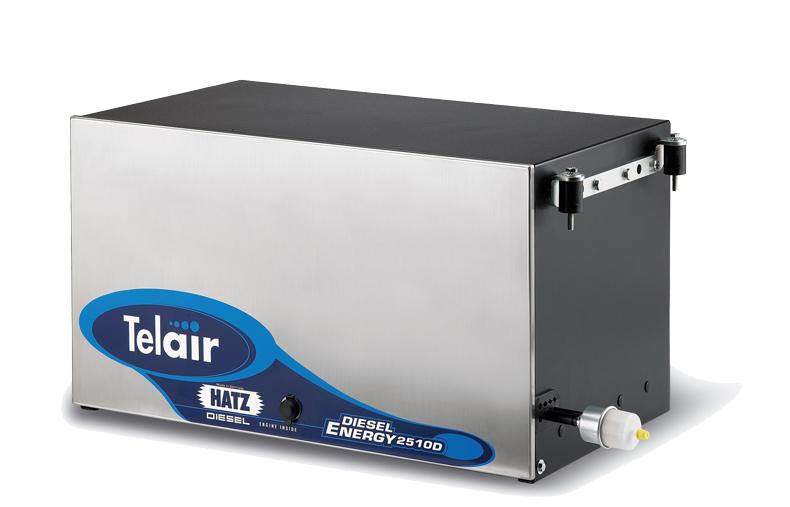 Telair Stromerzeuger ENERGY 2510 D