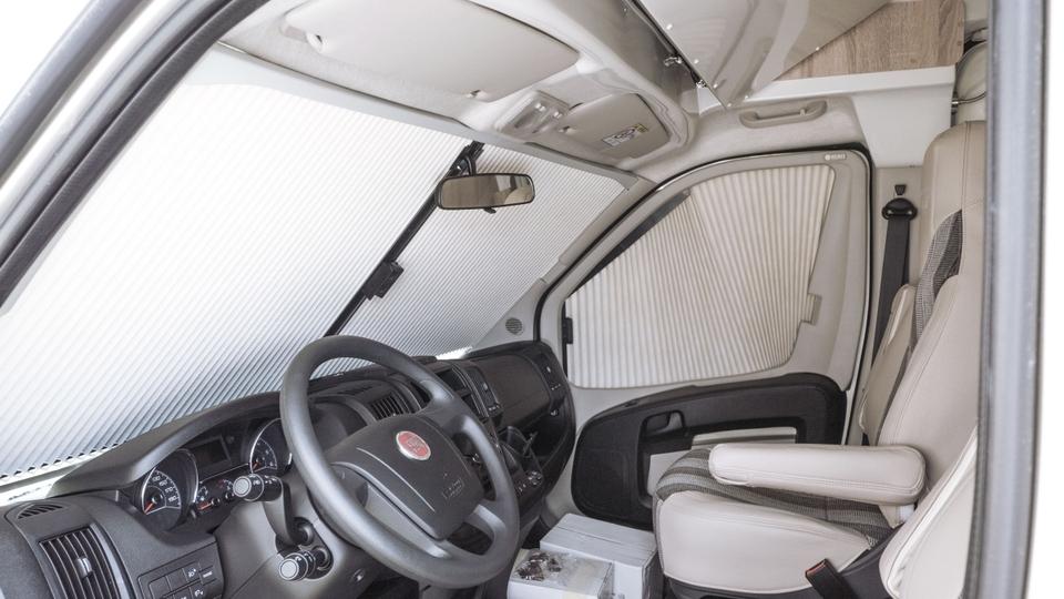 REMIfront Frontscheibe Fiat >14 mit Sonderpaket