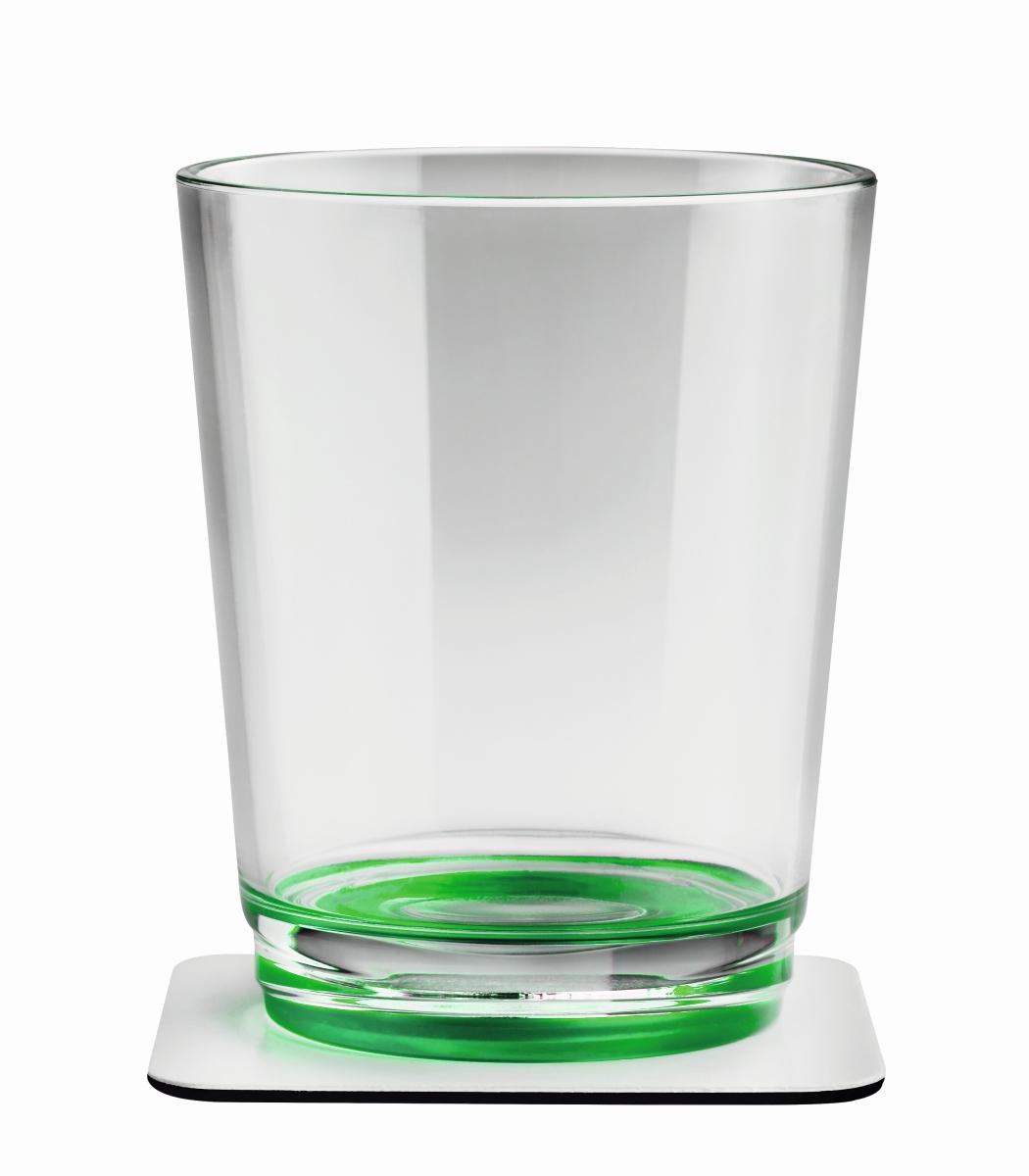 Silwy Glas 2er-Set SOUR GREEN
