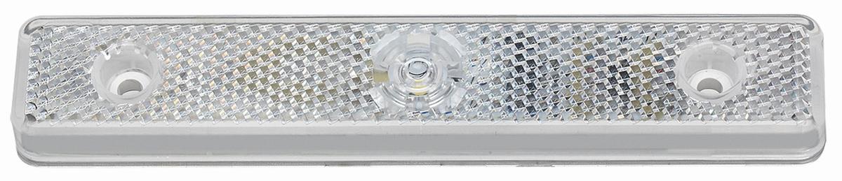LED-Begrenzungsleuchte mit Rückstrahler