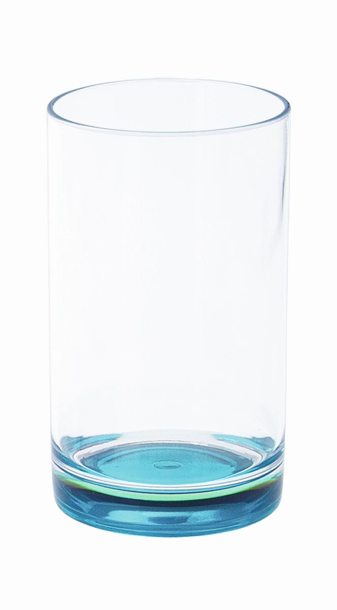 Gimex Trinkglas Boden türkis