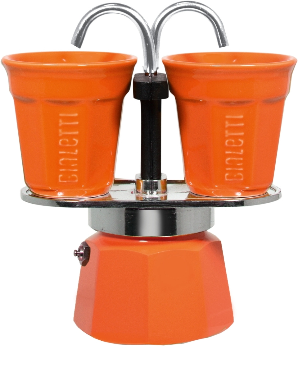 Bialetti Set Mini Express orange