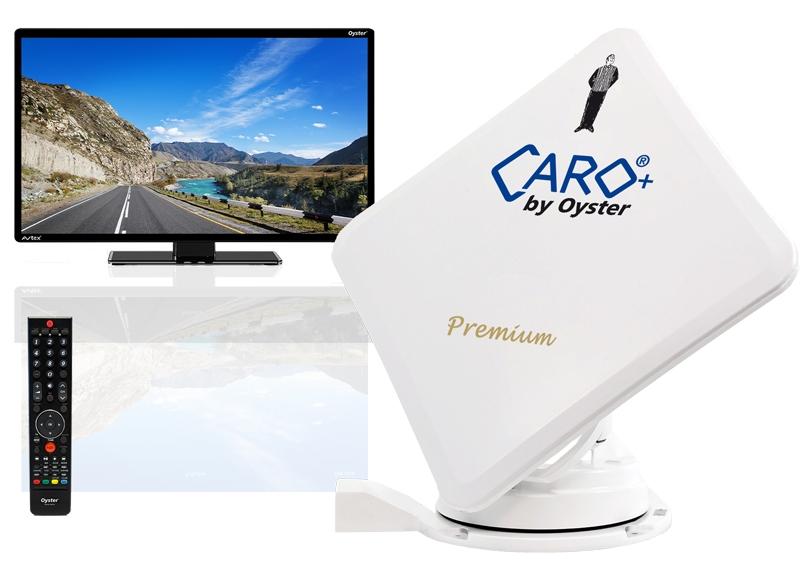 CARO Premium mit TV