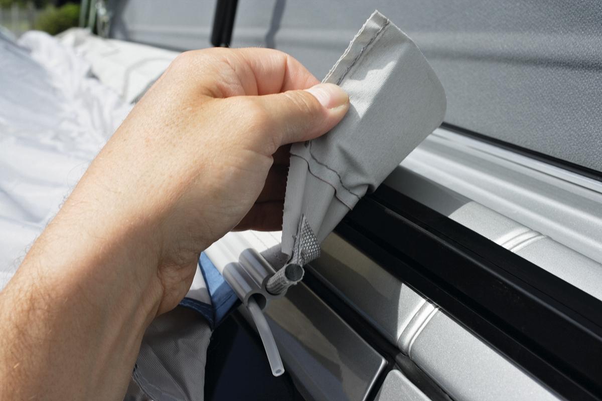 Magnet-Adaptersatz für Busvorzelte