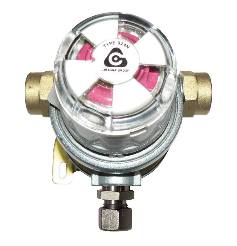 Multimatik 30 mbar (10mm) mit Prüfventil