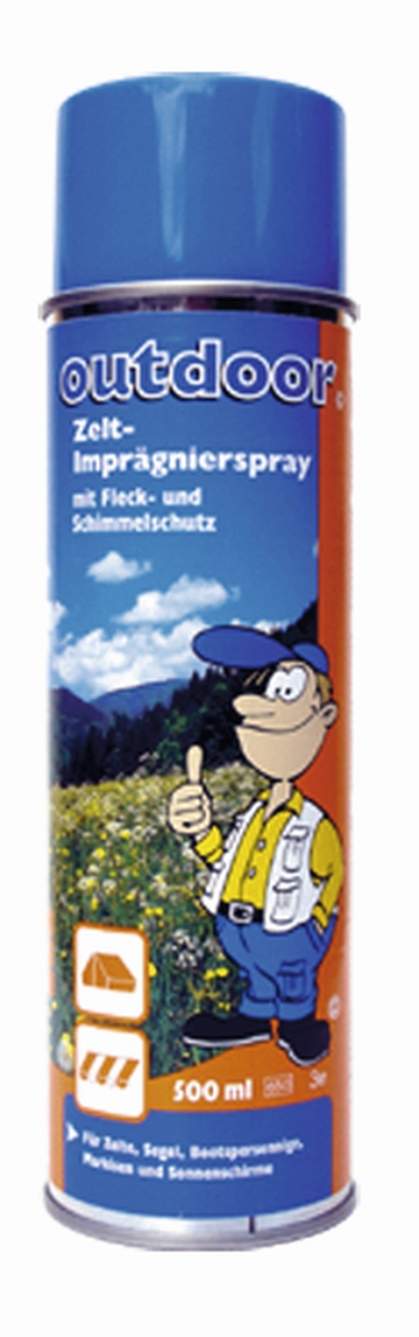 Outdoor Zeltimprägnierspray 500 ml