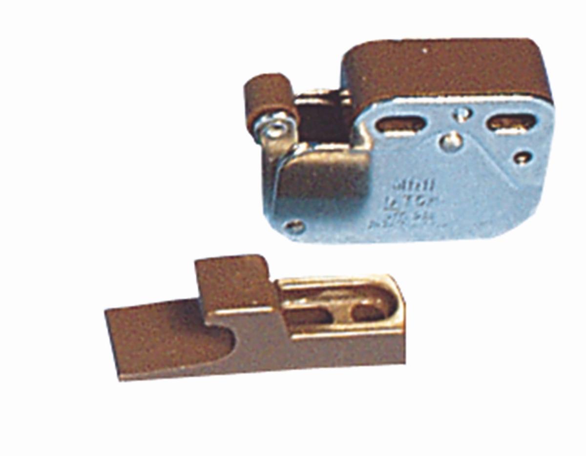 Federschnapp-Verschluss Mini-Latch