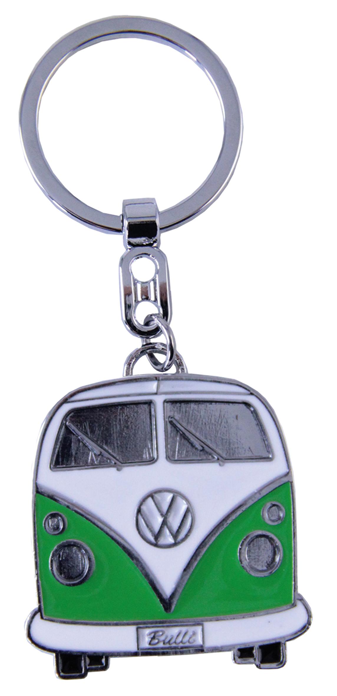 VW Collection Schlüsselanhänger grün