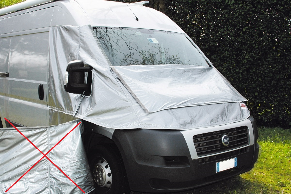 Fiamma Thermoglas Ducato Windscreen