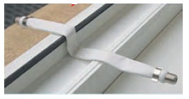 Satkabel-Fensterdurchführung