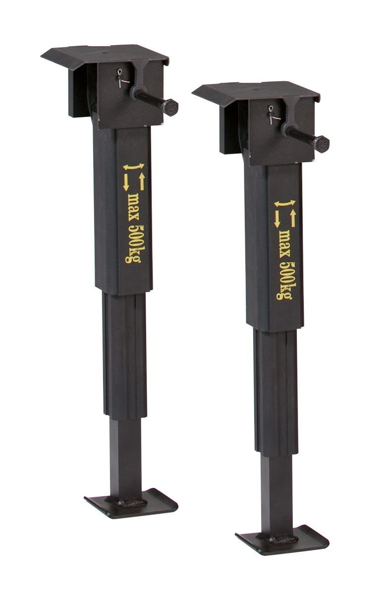 AL-KO Stütze AREX LIGHT II zweifach teleskopierbar