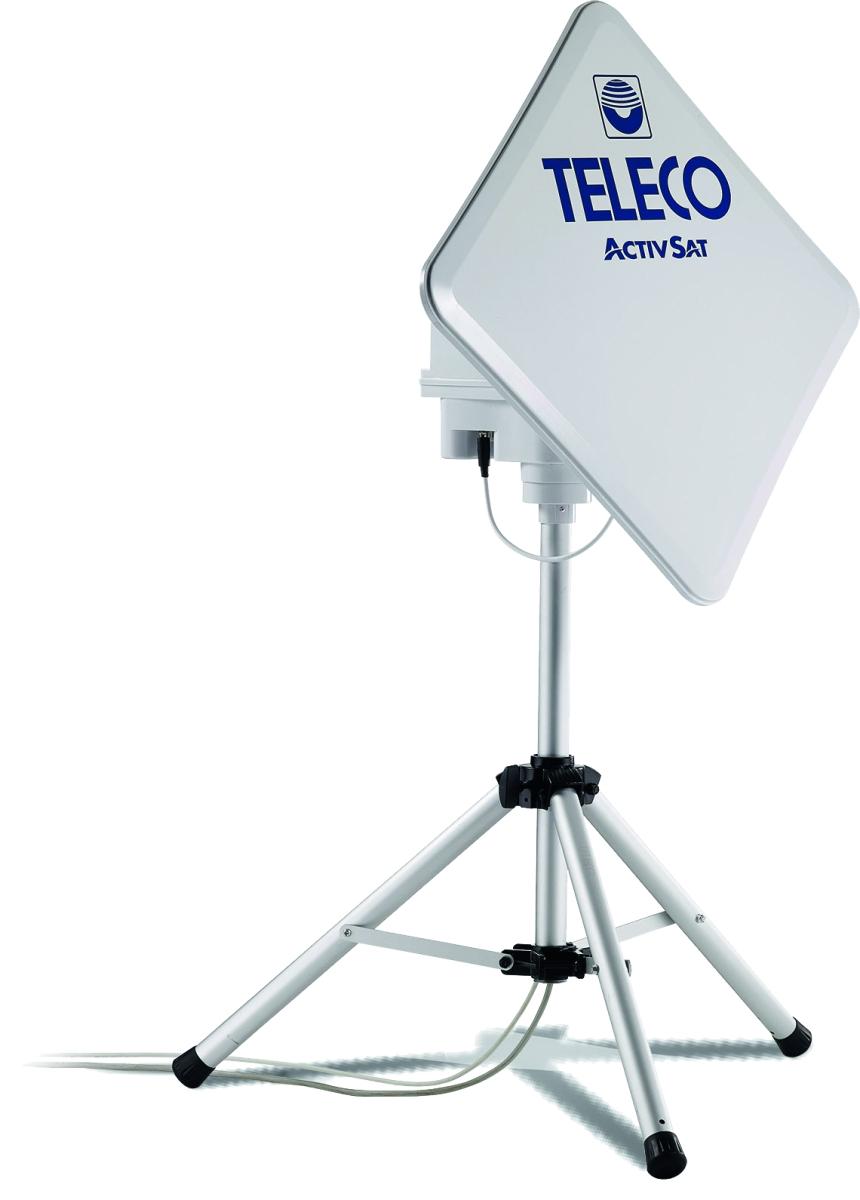 TELECO Antenne ActivSat 53SQ