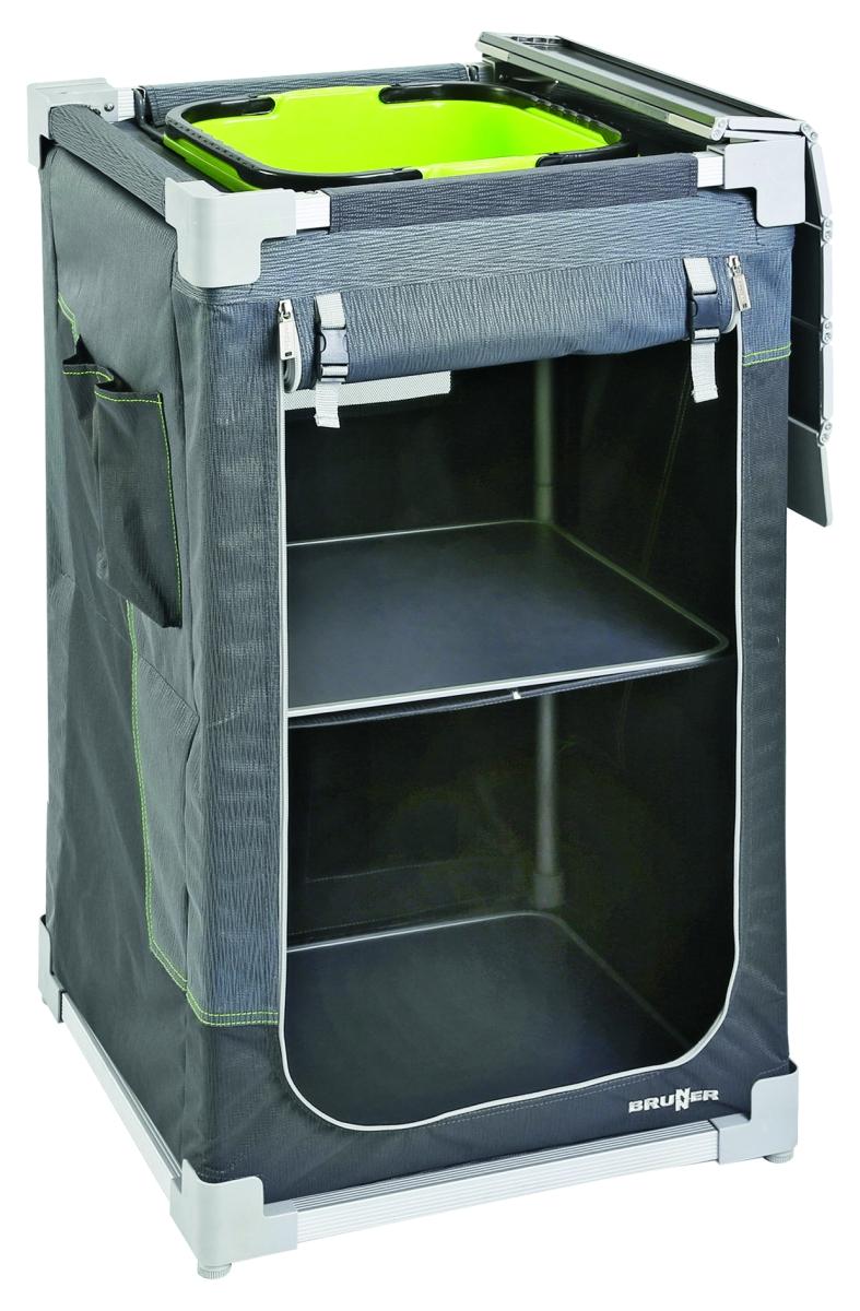Brunner Spülenbox JUM BOX 3G ST, grau