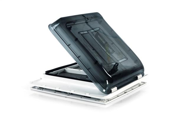FIAMMA Dachhaube Turbo-Vent Premium crystal