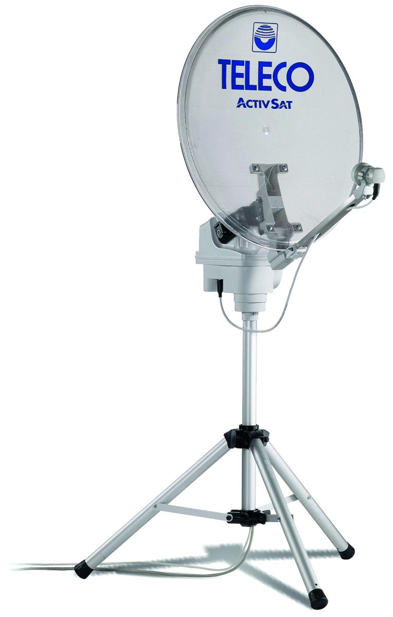 TELECO Antenne ActivSat 65 cm