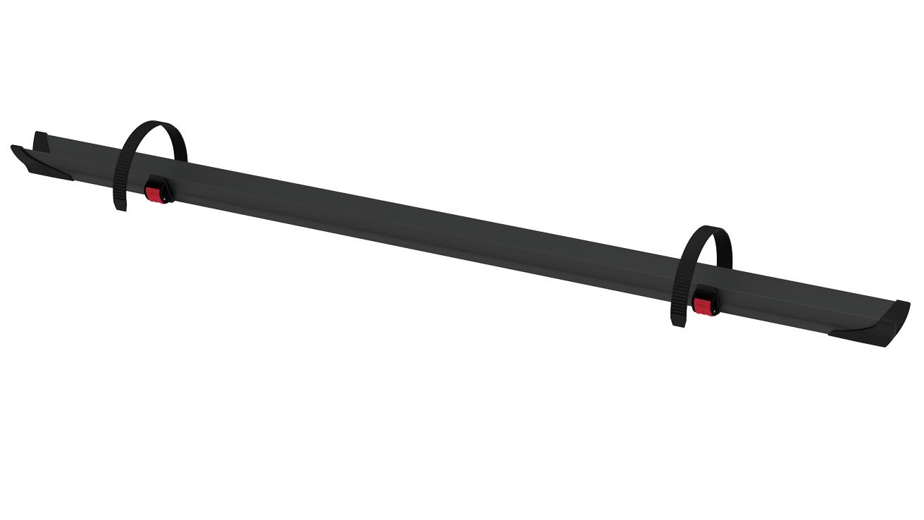 Fiamma Rail Quick Pro Fahrradschiene Deep Black