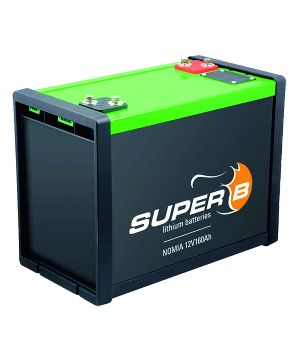 Super B NOMIA 160