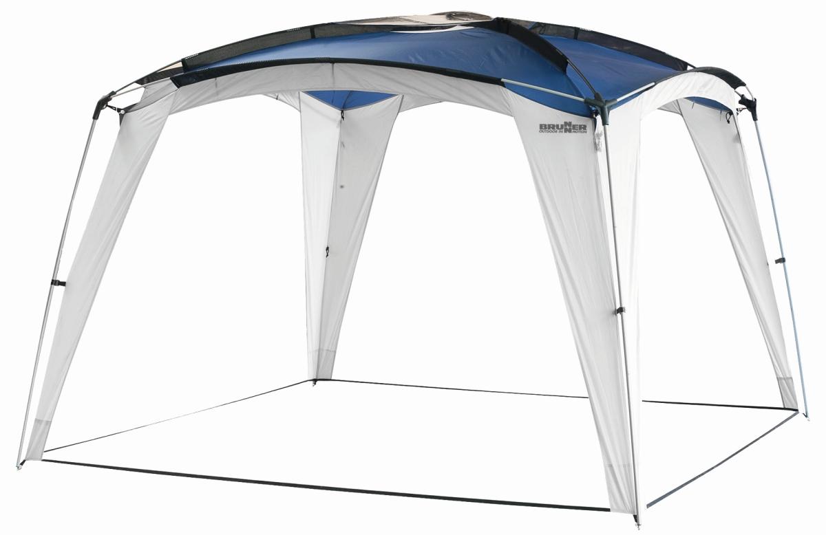 Brunner Pavillon MEDUSA II blau