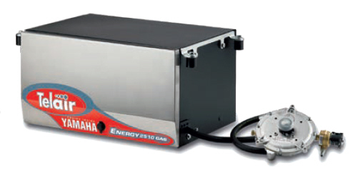Telair Stromerzeuger ENERGY 2510 GAS-ASP