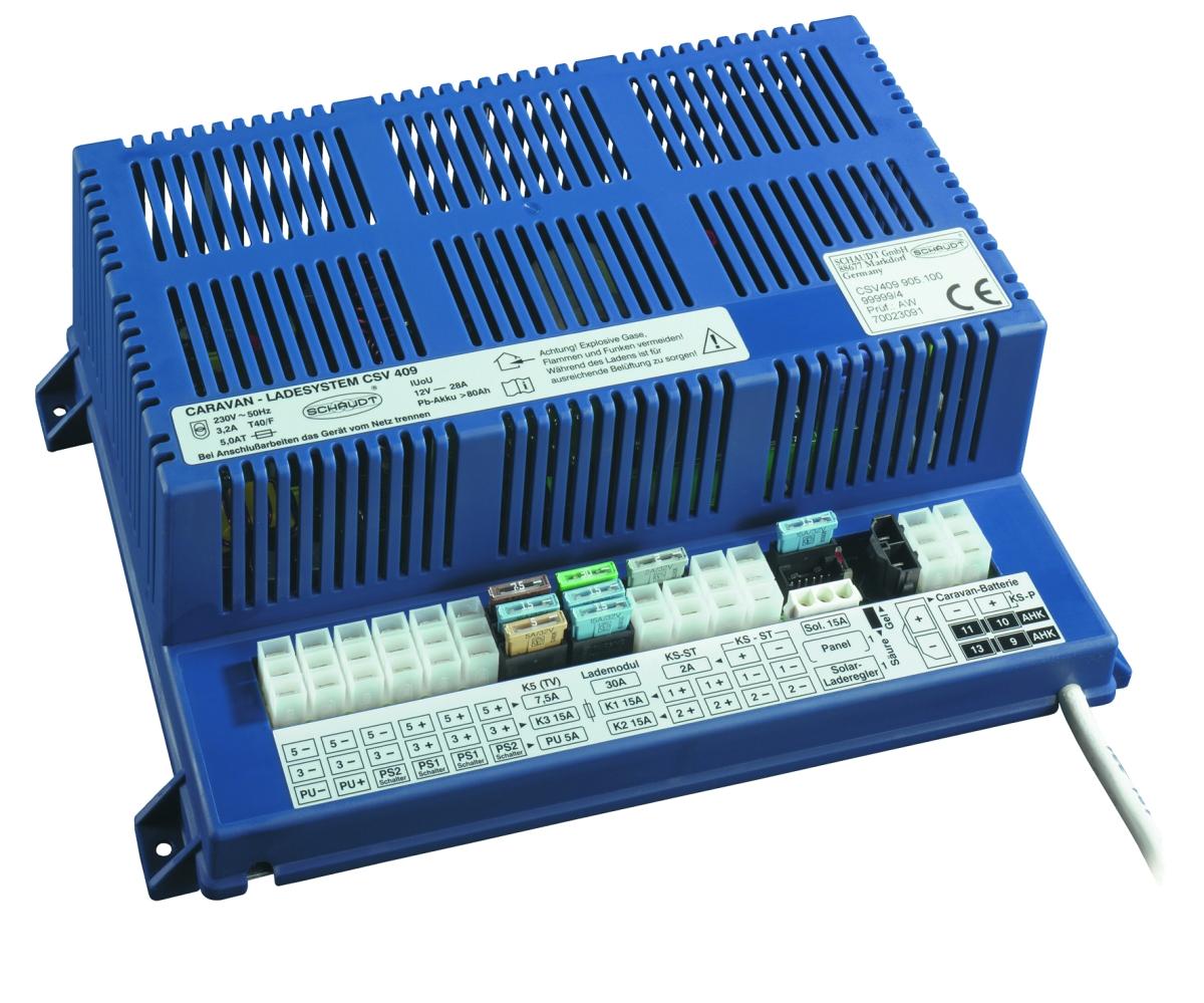 Schaudt Stromversorgung autark CSV 409
