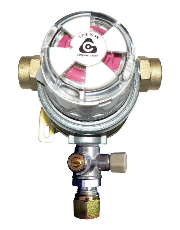 Multimatik (8 mm) mit Prüfventil