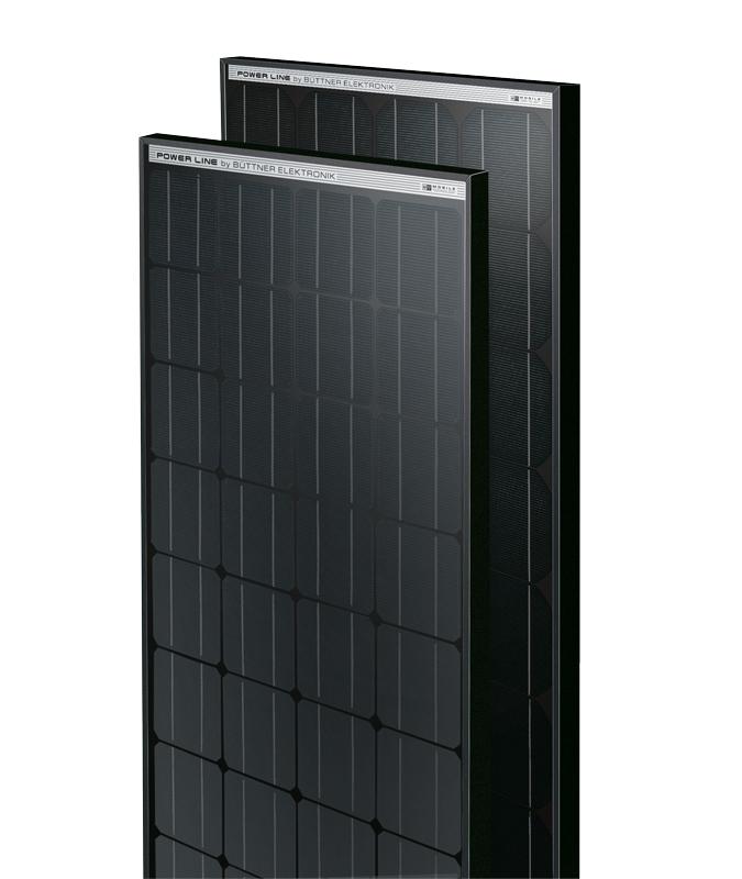 Büttner Solarmodul Power Line MT-SM 190 40-zellig