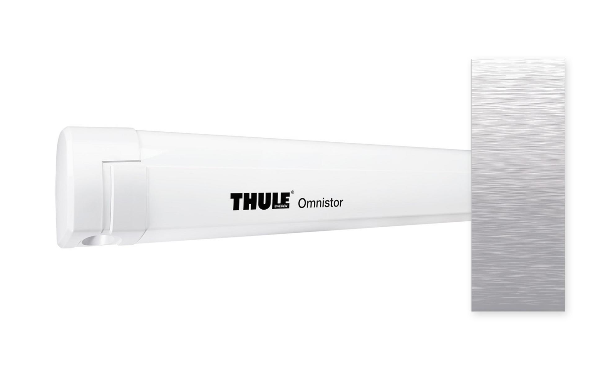 Thule Omnistor 5200 weiß 450x250 cm, Mystic Grau