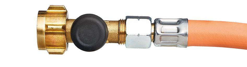 Truma HD-Schlauch SBS, 450 mm, G.12 DE