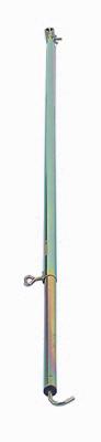 Dachhakenstange Stahl, 170-250 cm, 22 mm