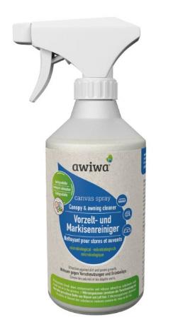awiwa Vorzelt- und Markisenreiniger Sprühplasche 500 ml