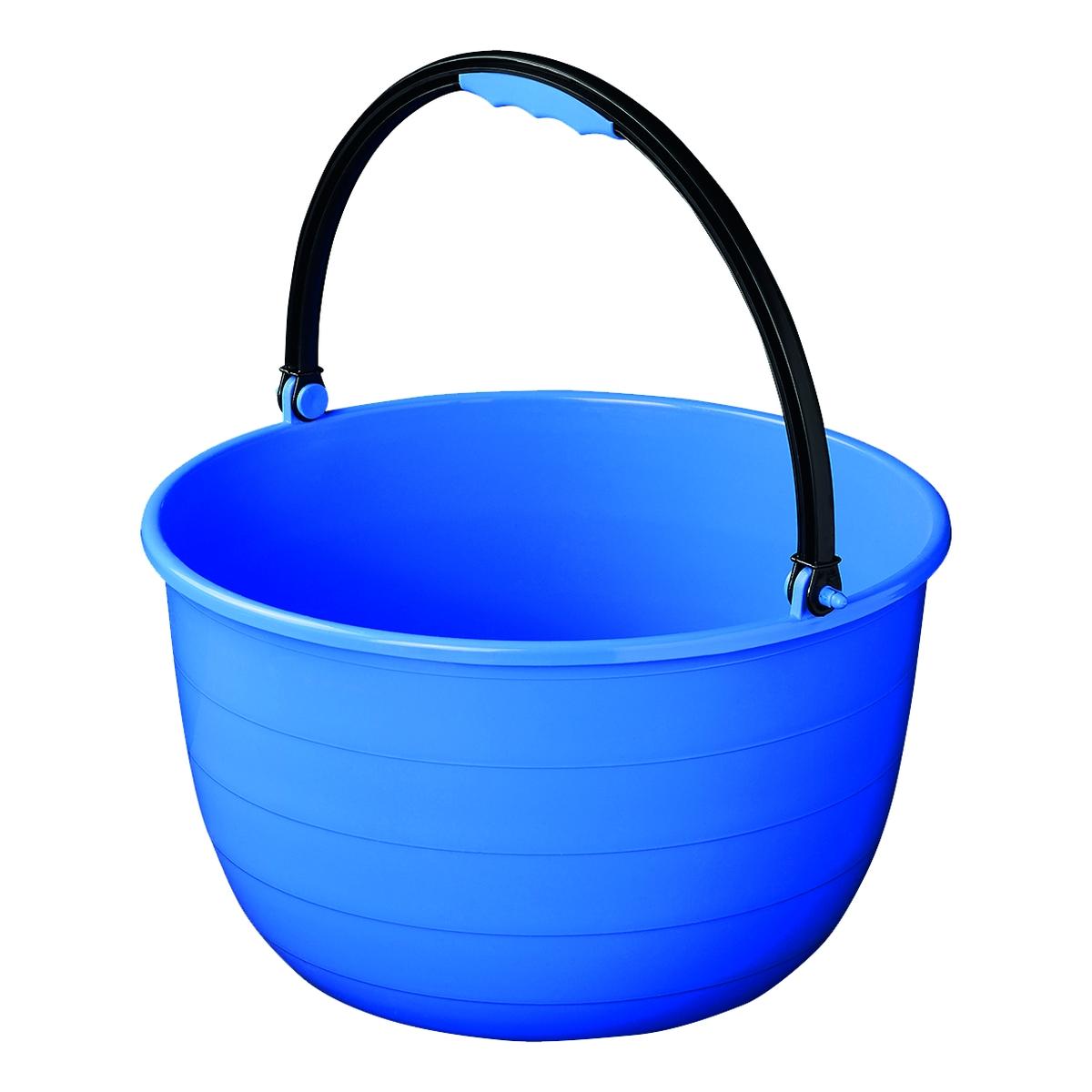 Brunner Vielzweckeimer blau