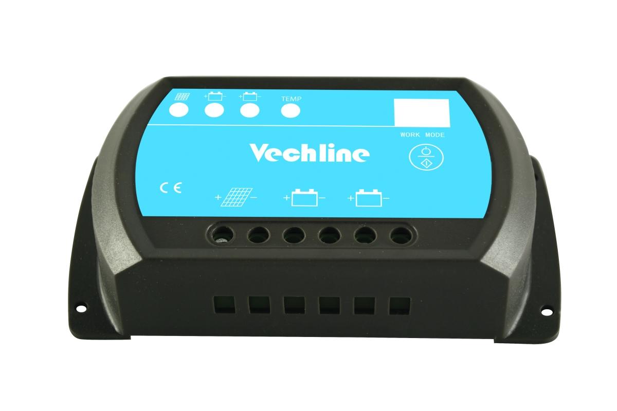 Vechline Solarregler 20 A PWM Twin