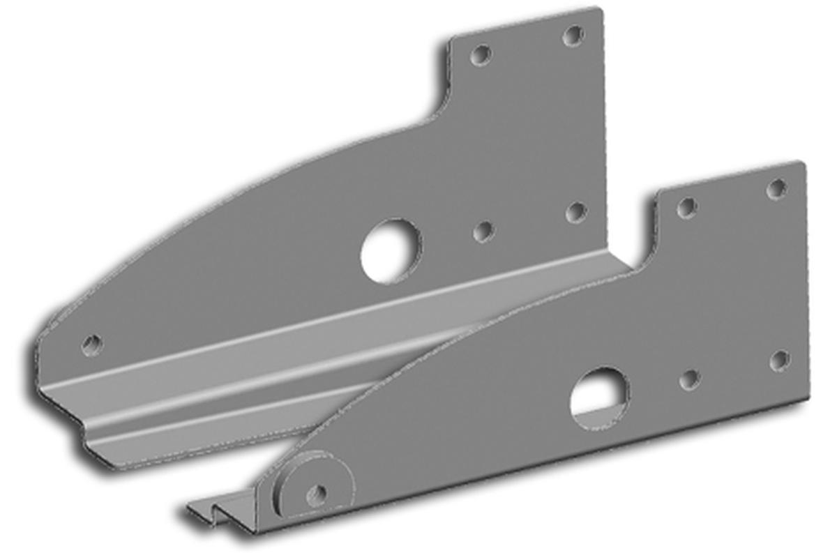Truma Mover Adaptersatz M für AL-KO-Rahmen mit Achsenverschiebung