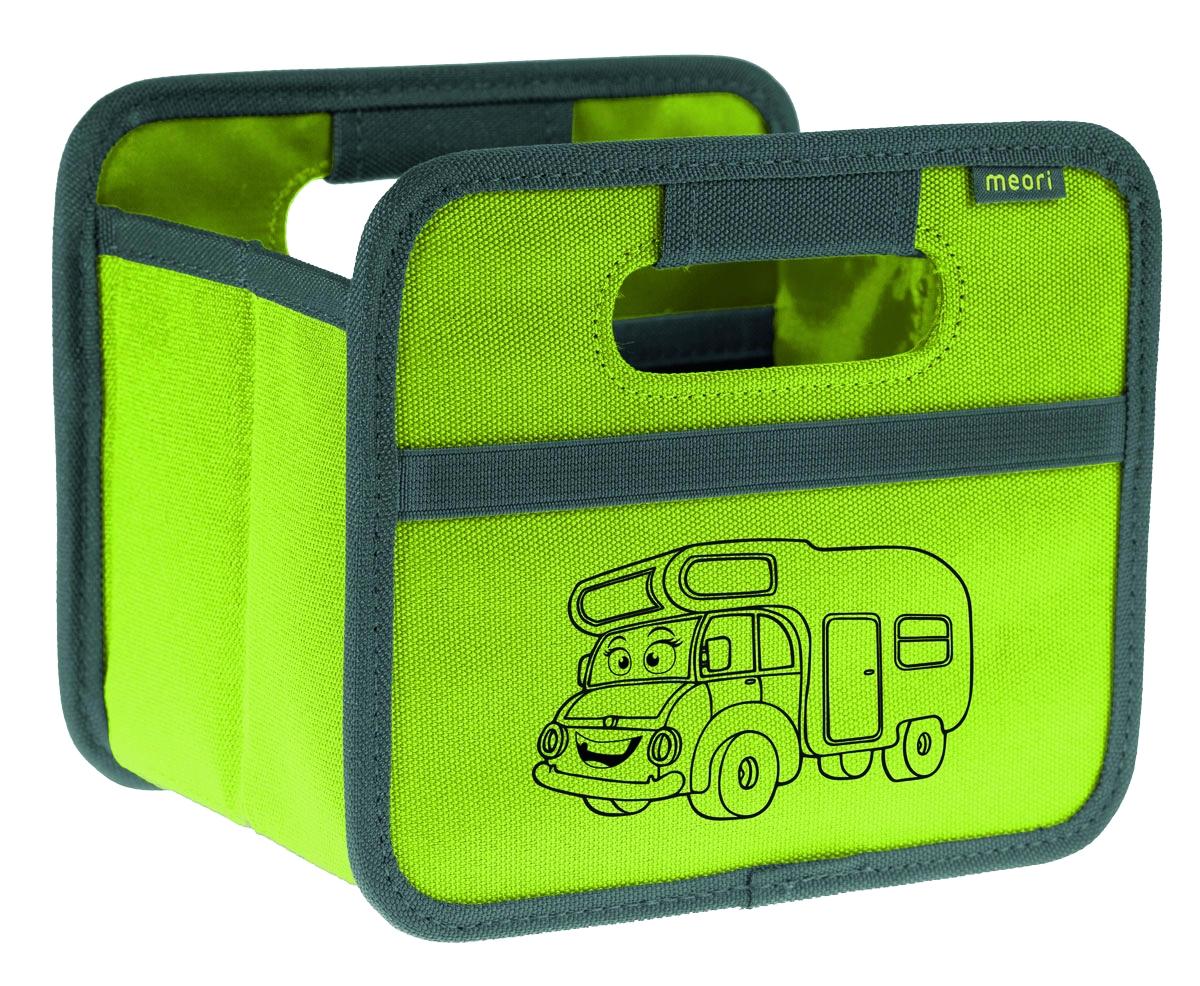 Meori Faltbox Mini, Kiwi Grün / Wohnwagen