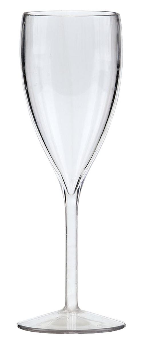 Via Mondo Champagnerglas-Set 4er 13 cl