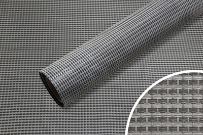Zeltteppich KINETIC grau 250x600 cm