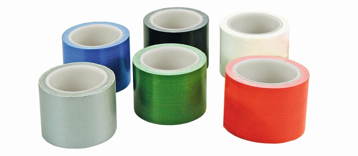 Gaffa Tape Reparaturklebeband 38 mm x 2,7 m weiß