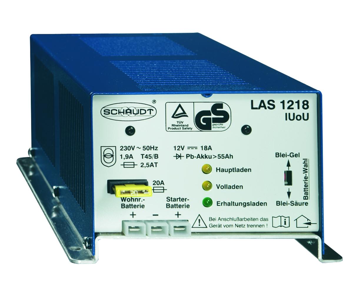 Schaudt Batterieladegerät LAS 1218