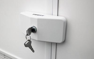 Thule Door Lock 3er-Pack