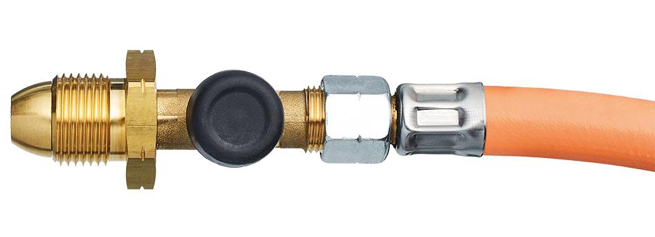 Truma HD-Schlauch SBS, 450 mm, G.7 GB Propan