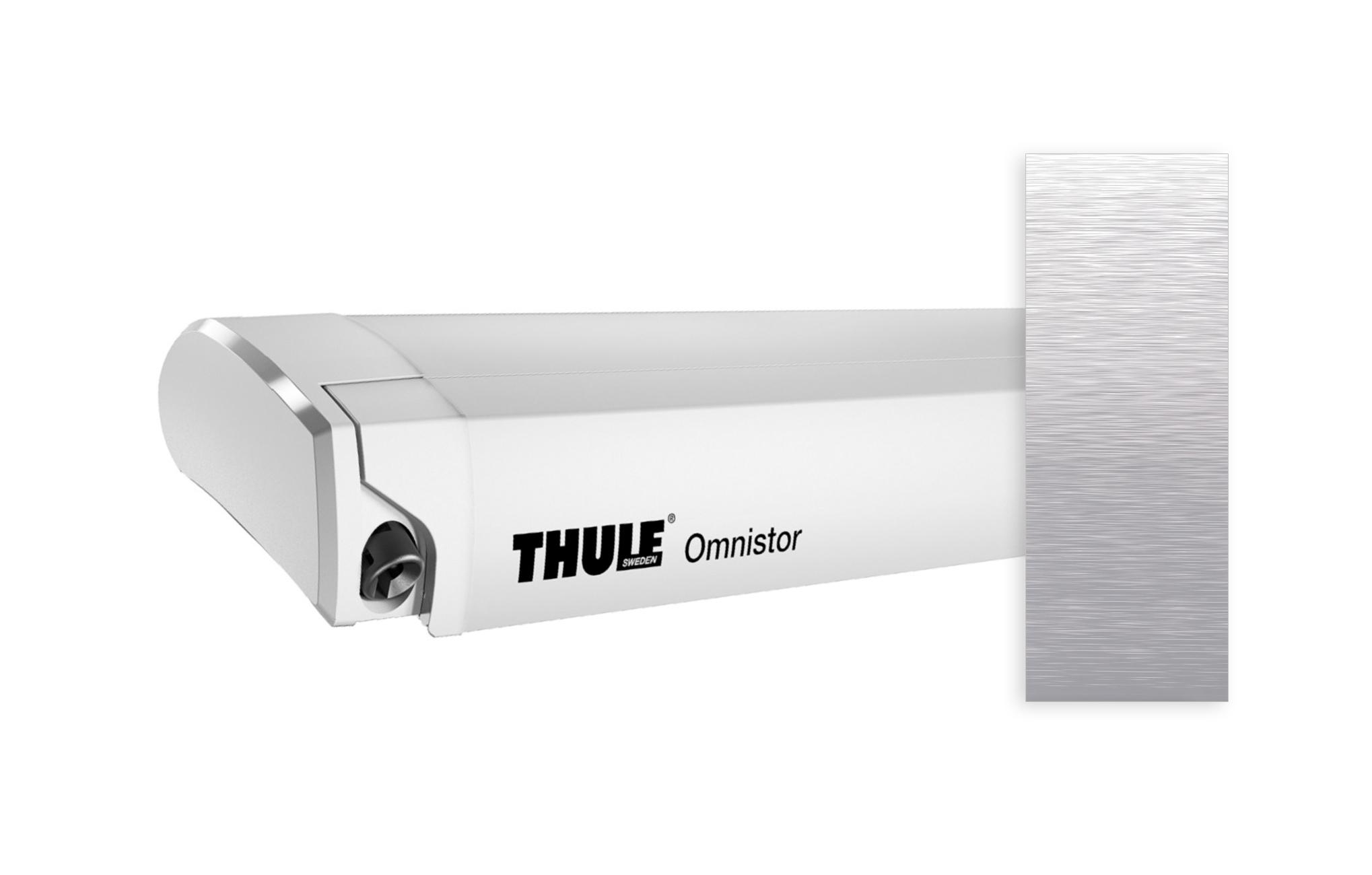 Thule Omnistor 9200 weiß 600x300 cm, Mystic Grau