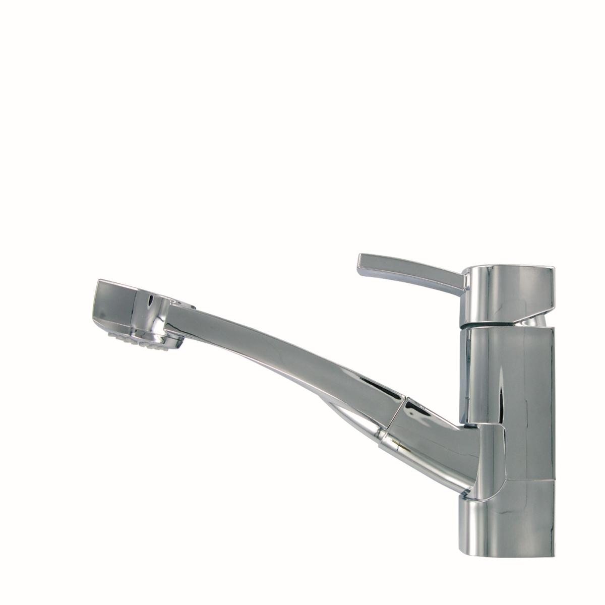 COMET Einhebelmischer CAPRI mit Dusche