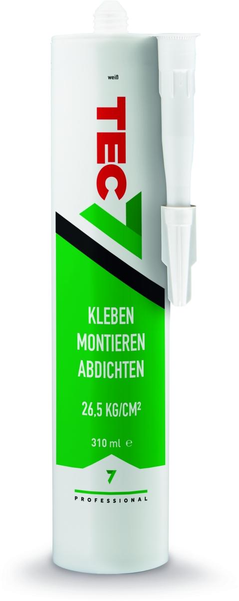TEC7, 310 ml weiß