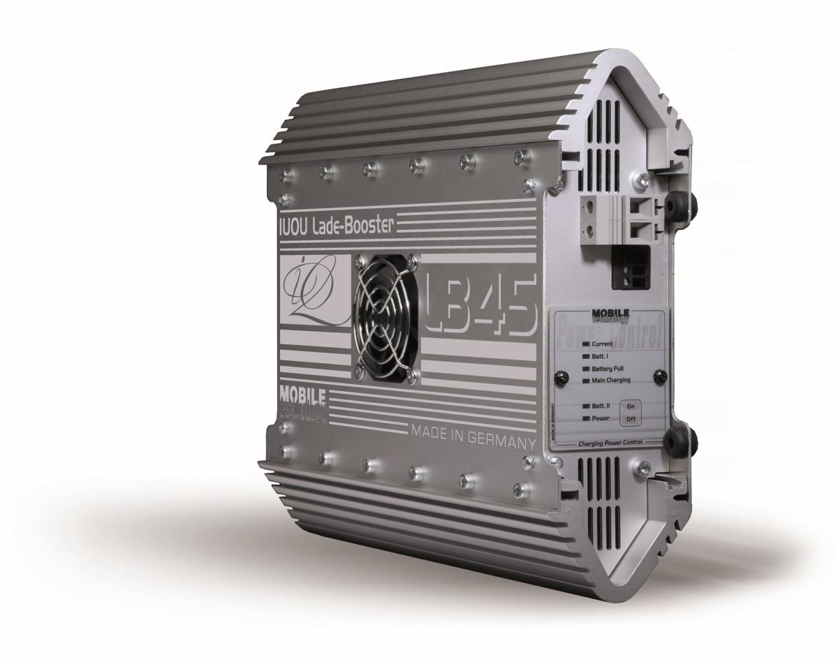 Büttner Lade-Booster MT-LB 50