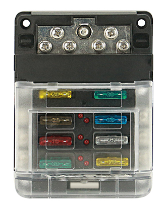 Stromverteiler MT PRO 7