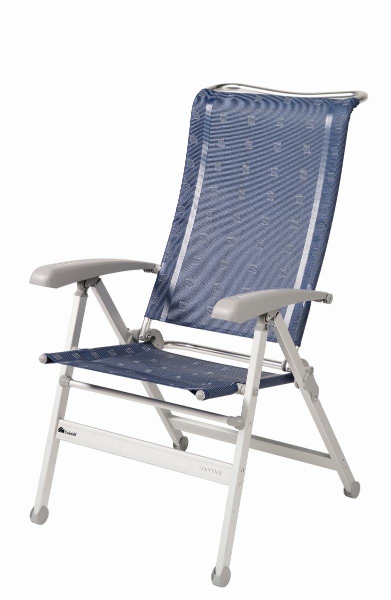 Dukdalf Sessel CHA CHA blau 4611
