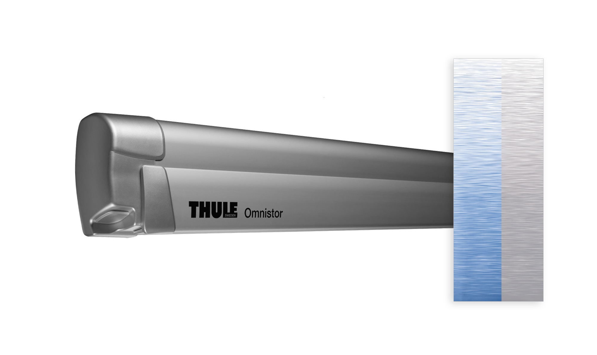 Thule Omnistor 8000 eloxiert
