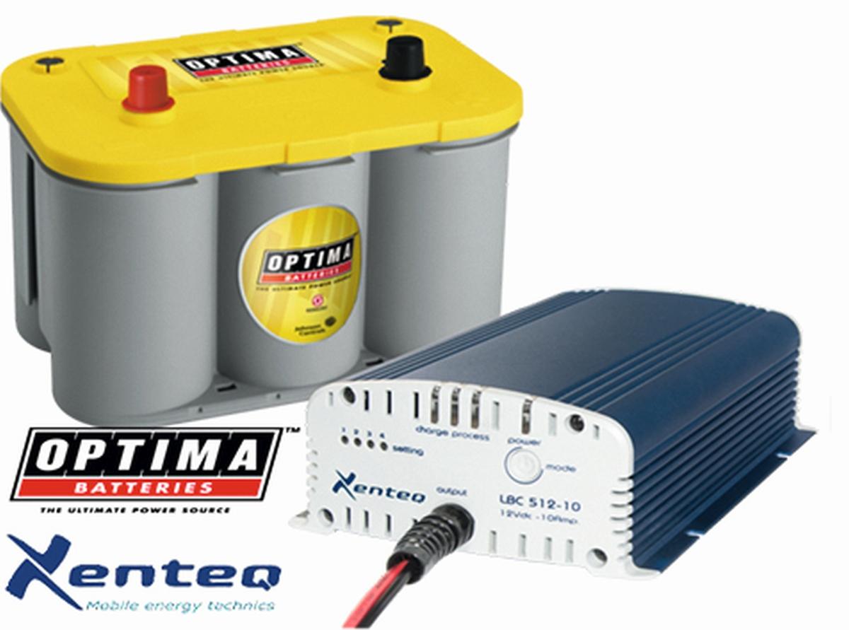 Optima Batteries Energy-Set