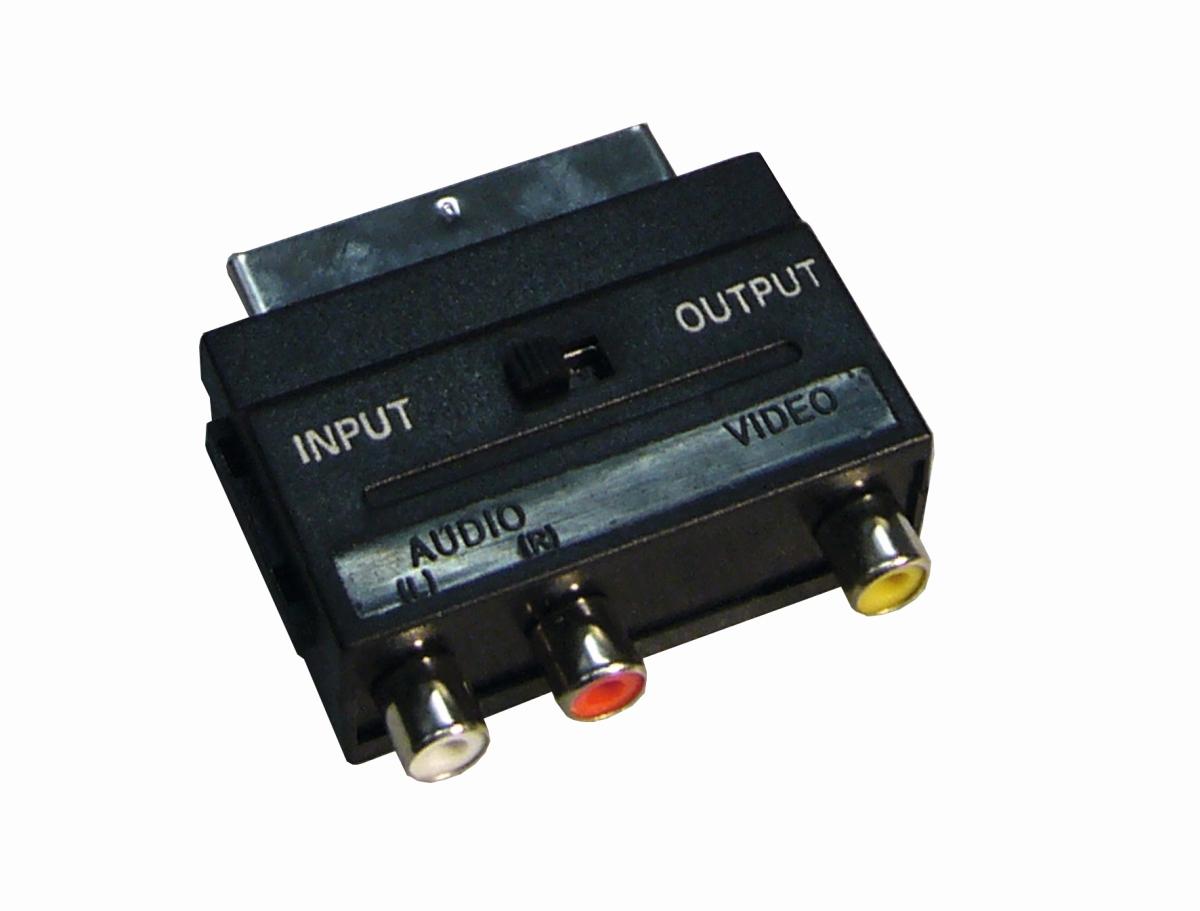 SCART-Cinch-Adapter